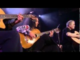 Larry Coryell, Badi Assad &amp John Abercrombie - Three Guitars - LIVE