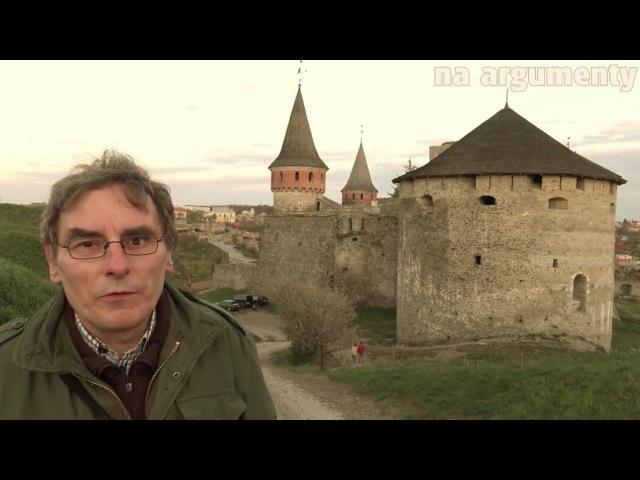 Fortyfikacje Kamieńca Podolskiego przedstawia dr Jan Przybył