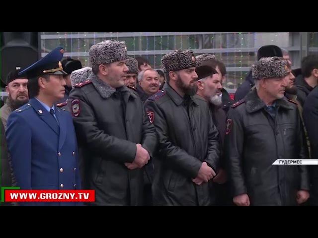 В Чечне открылся один из самых современных железнодорожных вокзалов России
