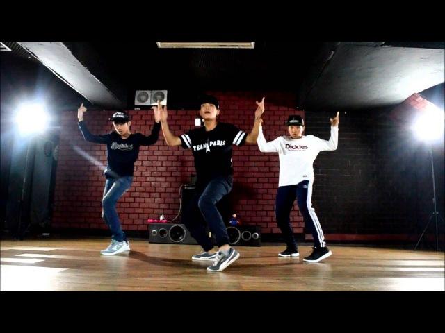 [Dance Video] Bruno mars - Runaway Baby | @choreography by 2DJ