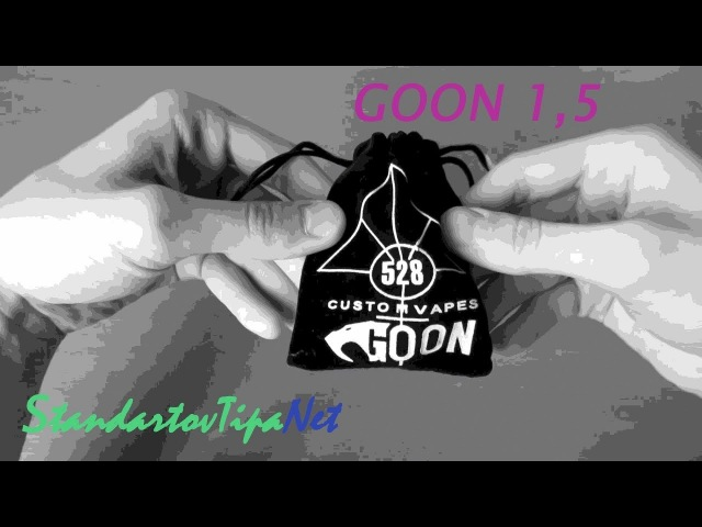 Goon 1,5 RDA (клон) [StandartovTipaNet] VAPE