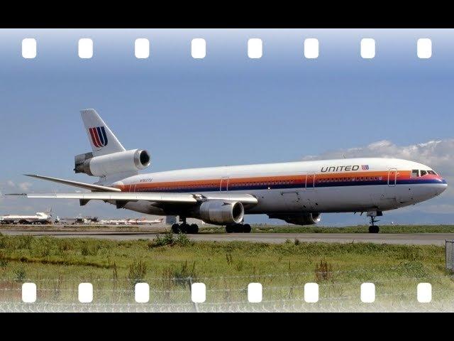 Катастрофа рейса 232! (Тысяча Героев) Фильм катастрофа США, снятый на основе реаль ...