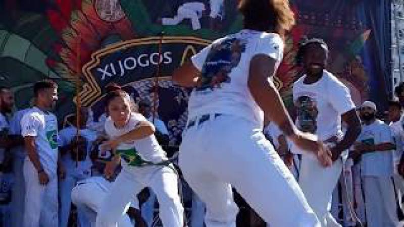 XI Jogos Mundiais Abadá Capoeira 2017 - Roda dos Campeões