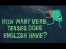 How many verb tenses are there in English Anna Ananichuk