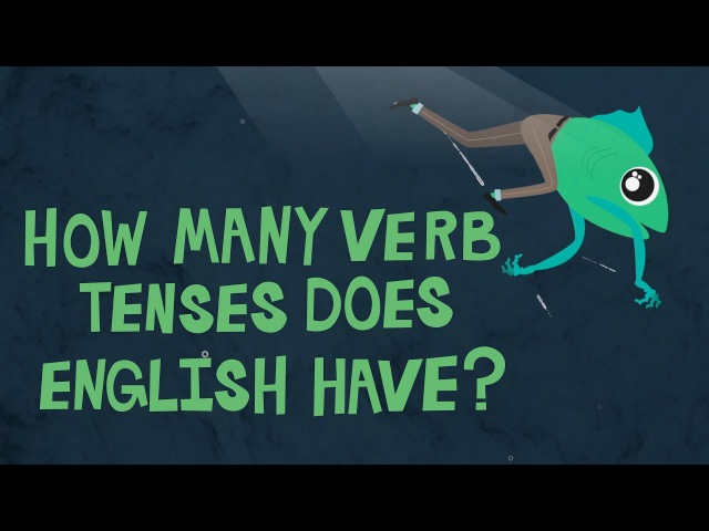 How many verb tenses are there in English - Anna Ananichuk