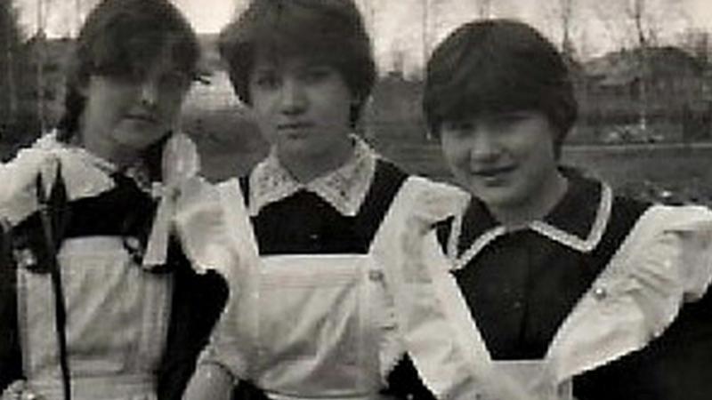 Выпуск 1988 год...Лешуконская школа