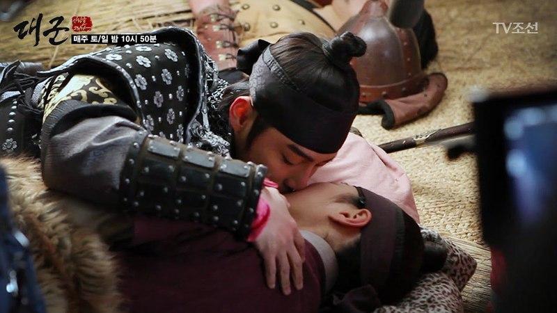 휘현커플 우정과 욕망의 차이 (feat.욕망의 온도차) [대군–사랑을 그리다 메이킹]20180