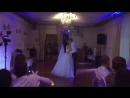Свадебный танец очаровательной пары Яны и Ивана