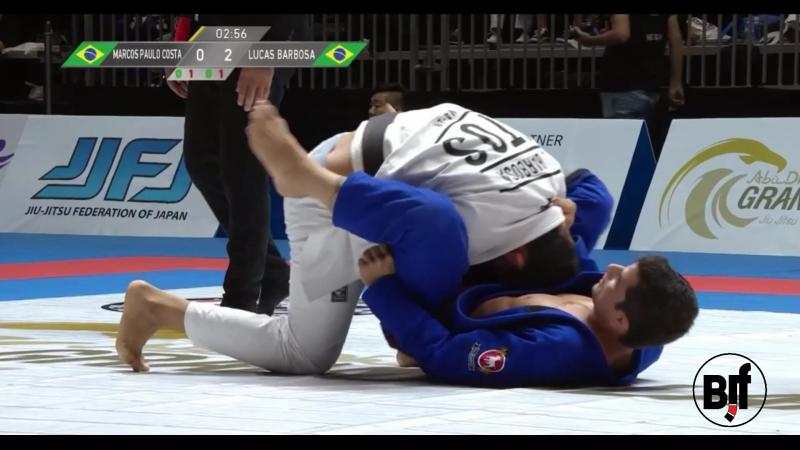 Marcos Paulo Costa vs Lucas Barbosa TokyoGS