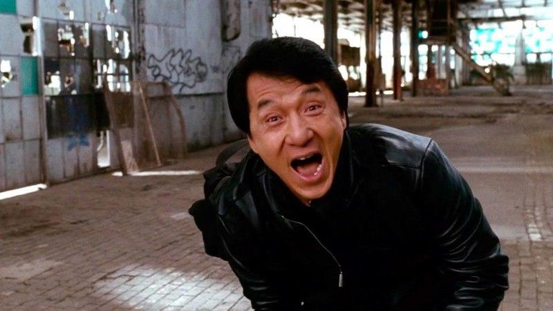 Неувядающий Джеки Чан. С 64 днём рождения!