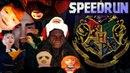 Гарри Поттер и философский камень speedrun russian bestRB ps1
