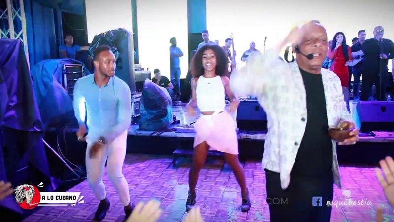 Salsa cubana y Rumba Festival Baila en Cuba´17 Elito Revé Agua pa Yemaya
