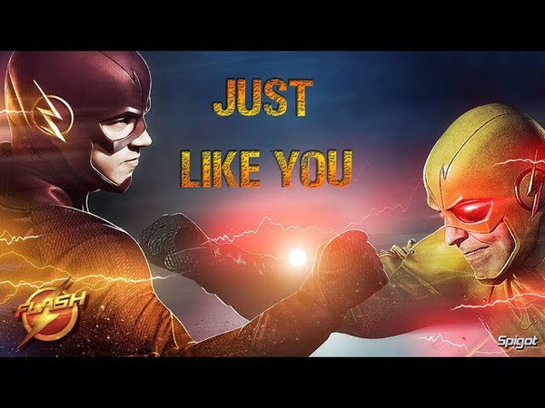 The Flash ⚡ Just Like You ⚡Flashpoint [Music Video]