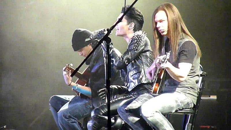 Tokio Hotel - Phantomrider in Mexico City december 2 HD