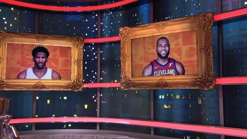 Shaqtin' A Fool. Номинанты на MVP сезона