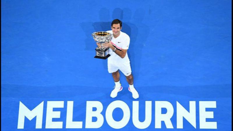 Roger Federer vs Marin Cilic - AO 2018 Final. Match Highlights.