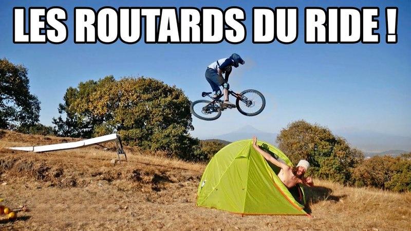 Globe-Riders : les nouveaux routards du ride ! (VTT, Skate Longboard)