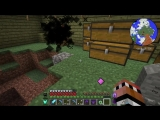 HappyTown - LeTSPLaySHiK Minecraft Пиратские Приключения #17 - Дракон! Ты Где! Убъем З