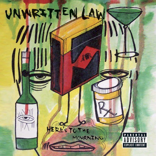 Unwritten Law альбом Here's To The Mourning (domestic digital release - exp. vers.)