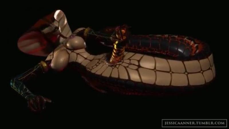 Королевская кобра мастурбирует💙💙💙