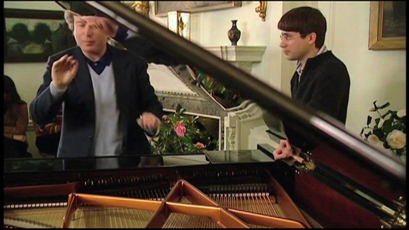 Schiff on Bach's BWV 826 It's Not Metronomic It's A Little Bit Drunk