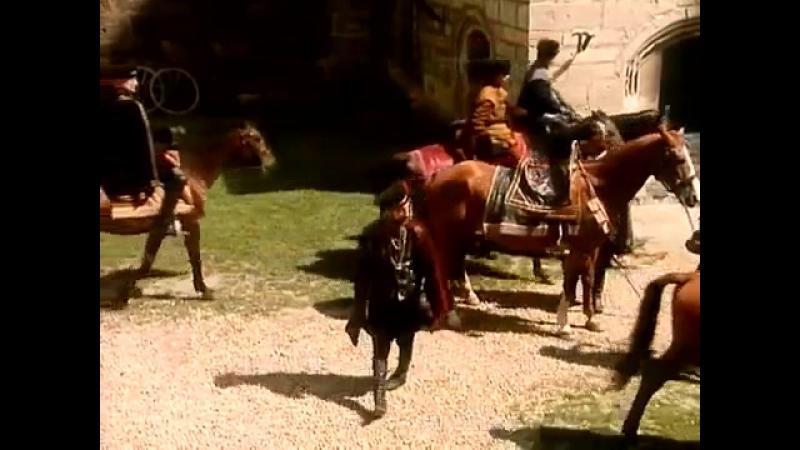 Графиня де Монсоро 18 серия Россия, 1997