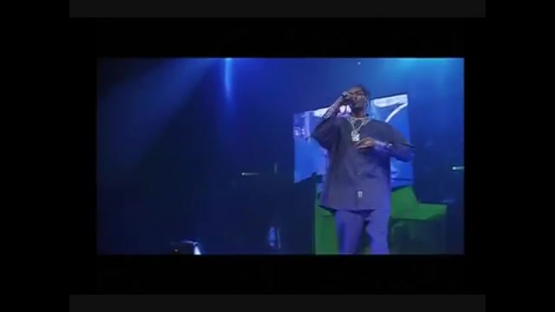 Snoop Dogg Feat. Xzibit Nate Dogg - B Please Live Up In Smoke Tour