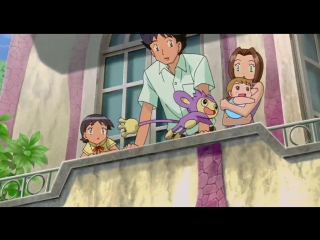 [FRT Sora] Pocket Monsters Movie 5 OP [BDRip 1280x690 x264 AC3]