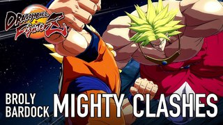 Dragon Ball FighterZ - XB1/PS4/PC - Mighty Clashes (Bardok& Broly release trailer)