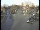 ДТП в Перово. Скорая перевернулась