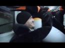 Пингвины в метро. Прикольная реклама (приколы, хорошее настроение, кураж, клип)._480p