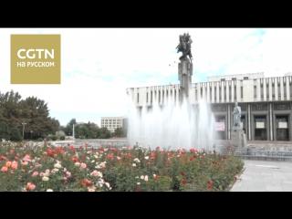 В Бишкеке прошел фестиваль искусств «Шанхайский дух – 2017»