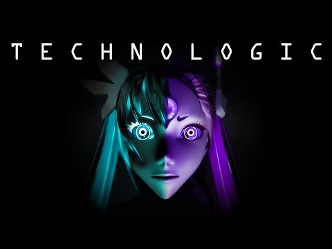 Daft Punk - Technologic 【Vocaloid Cover Song】 feat Hatsune Miku and Megurine Luka 【MMD】【60fps HD】