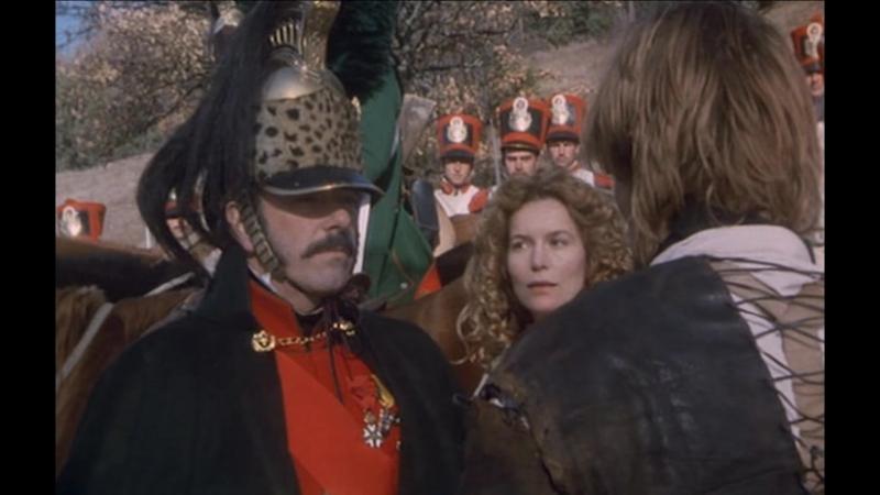 2.Приключения королевского стрелка Шарпа.Честь Шарпа (Sharpe's Honour)