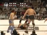 BML - Katsuyori Shibata, Kota Ibushi vs Naomichi Marufuji, Takeshi Morishima