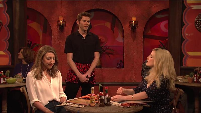 Скетч шоу «Saturday Night Live» 7 (20/01/18)