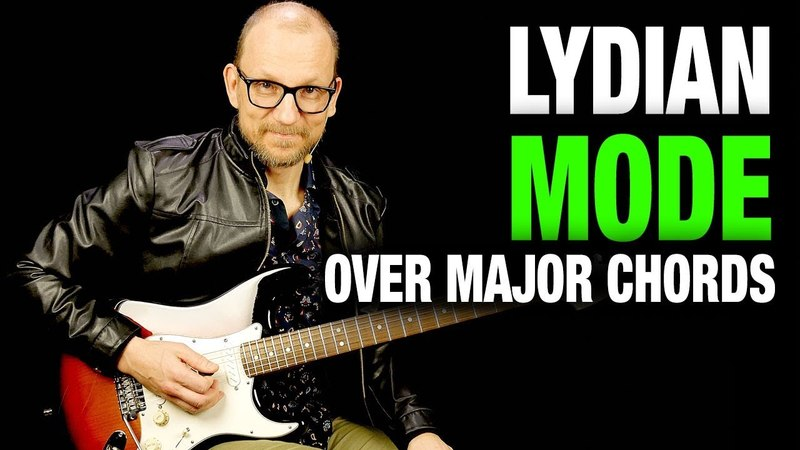 Using Lydian over major chords