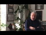 Вениамин Смехов приглашает на творческий вечер в Ельцин Центр