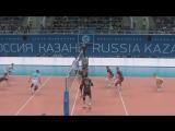 HIGHLIGHTS. Зенит-Казань — Кузбасс Суперлига 2017-18. Мужчины