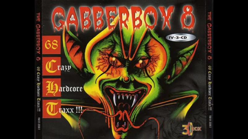 GABBERBOX VOL. 8 [FULL ALBUM 154_50MIN] HD HQ HIGH QUALITY 68 CRAZY HARDCORE TRA