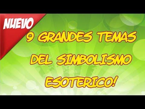 9 GRANDES TEMAS DEL SIMBOLISMO ESOTERICO (Audio Libro Completo)