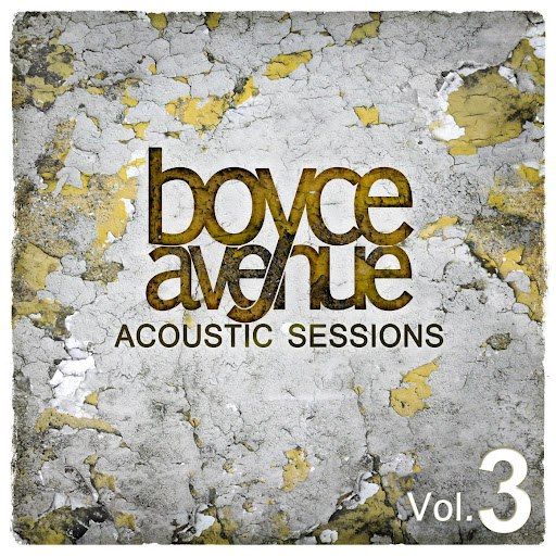 Boyce Avenue album Acoustic Sessions, Vol. 3