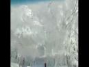 Красота! Аж, дух захватывает! Вот она Русская Зима!