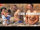 RAOUL BOVA Ingrassato in Vacanza - Svelate le Foto CHOC Che Hanno Deluso le Fan Italiane...