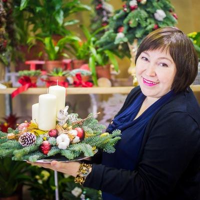 Лариса Некрасова