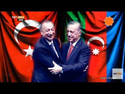 Azerbaycan Halkına Türkiyeyi Sorduk - Sağlık Elçileri - TRT Avaz