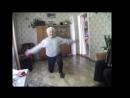 Респект деду, танцует яблочко в 75 лет.