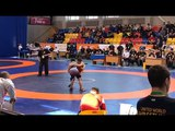Эмиль Зиганшин (Татарстан) - победитель первенства России по греко-римской борьбе среди юниоров!
