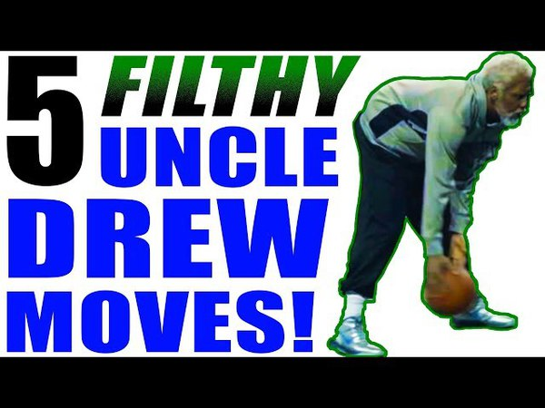 How To: NEW Uncle Drew Crossover Moves! Break Ankles In Basketball!