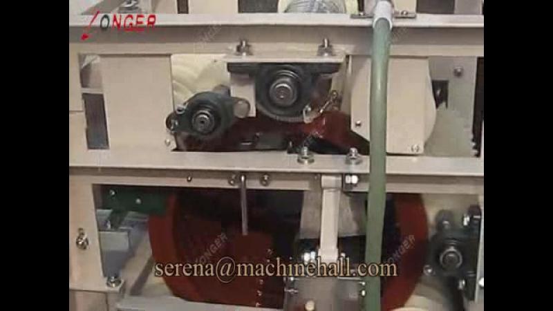 Almond Peeler Machine|Chickpeas Skin Peeling Equipment Video